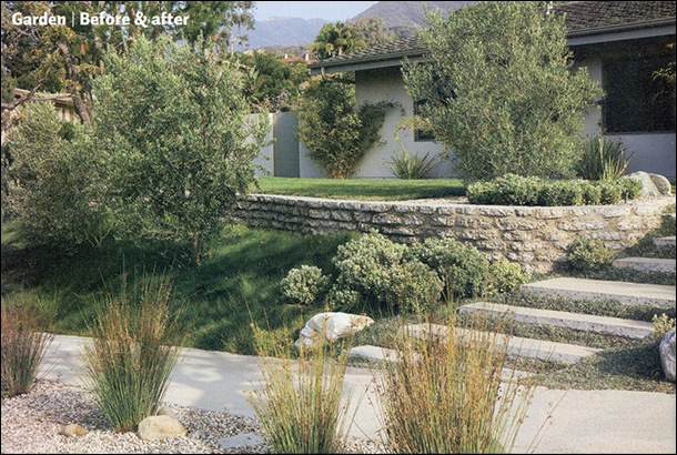 HEIDI SANTSCHI Garden Design Inc Sunset Magazine